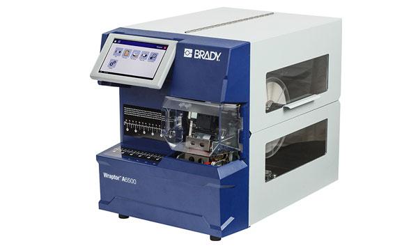 Brady Wraptor kaapelimerkintäautomaatti