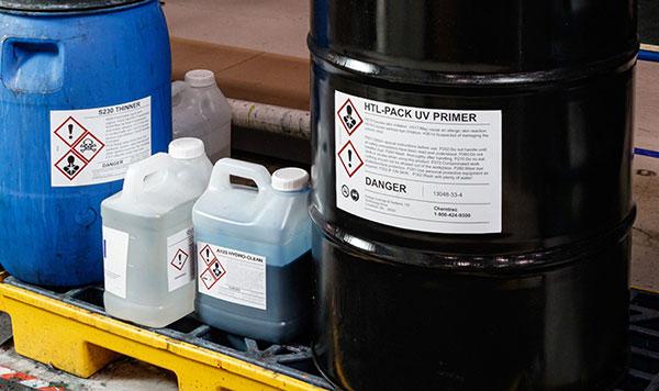 CLP-tarrat varoittavat kemikaalien vaaroista