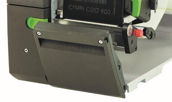 Cab Squix SCQ402 leikkuri titaanpinnoitteisilla terillä leikkaa tarkasti paksummatkin materiaalit