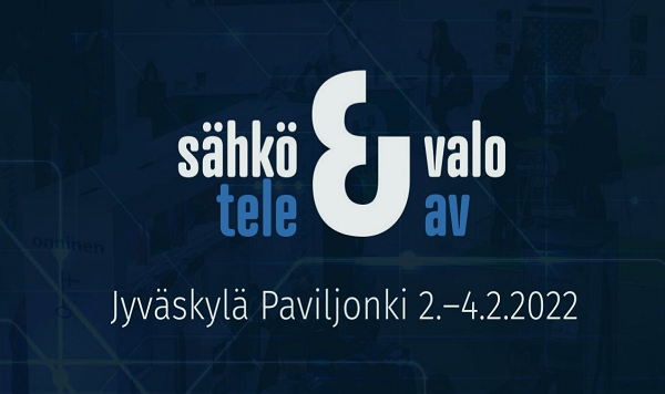 Jyväskylän Sähkö Valo Tele Av -messut 2022
